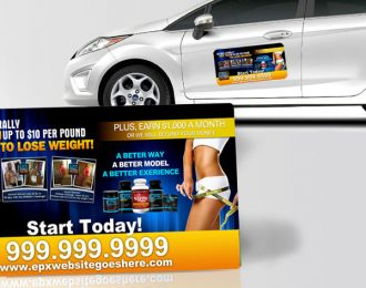 Car Magnets EPXBody