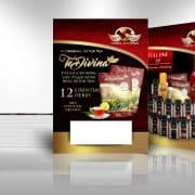 TeDivina-12-herbs-postcards