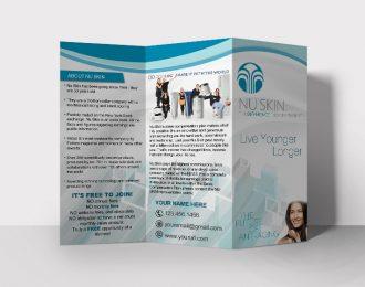 NuSkin Brochure
