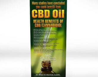 CBD Benefits Premium Banner