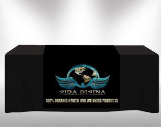 Vida Divina Logo and Wellness