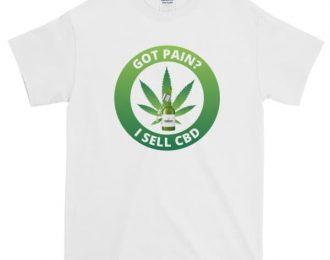 CBD Short-Sleeve T-Shirt