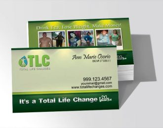 Business Cards 103