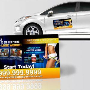 EPX Car Magnet