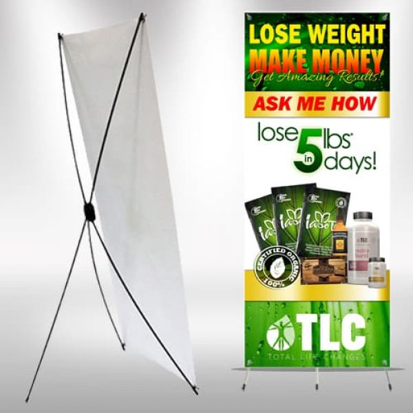 Total Life Changes Banner Lose 5lbs