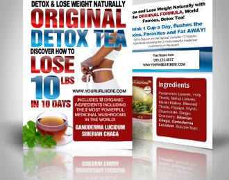 Original Detox Tea Lose up to 10 lbs