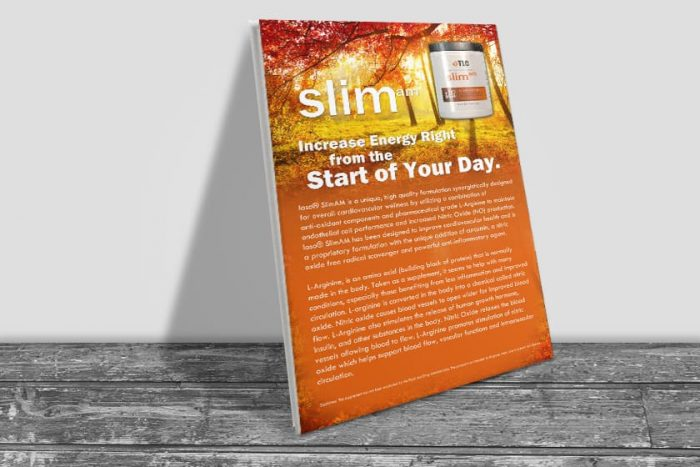 Slim AM TLC