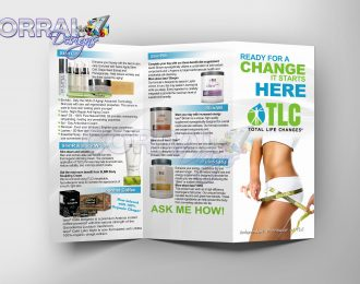 TLC TriFold Product Brochures