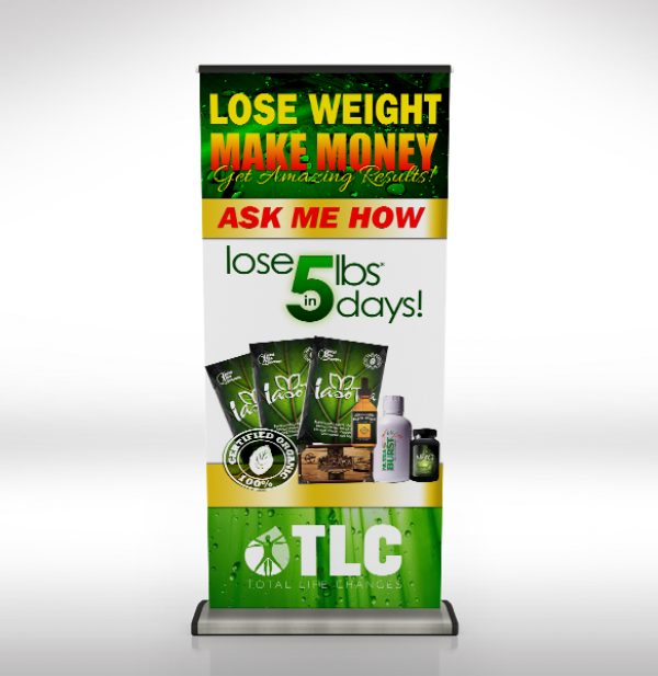 Total Life Changes Banner