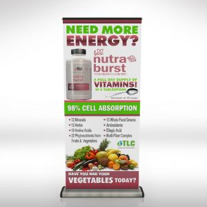 Total Life Changes Banner Nutraburst