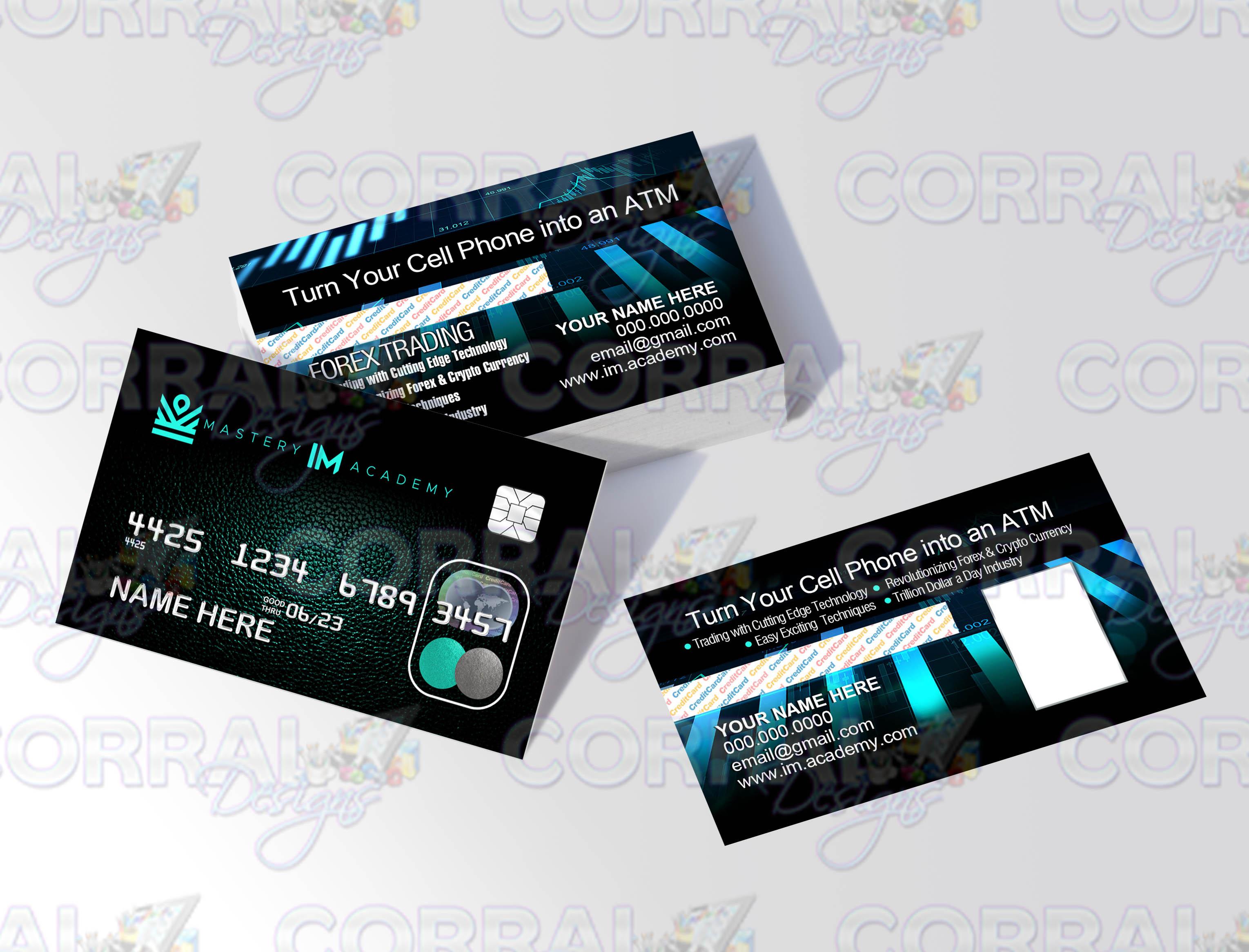IM.academy Business Cards 101