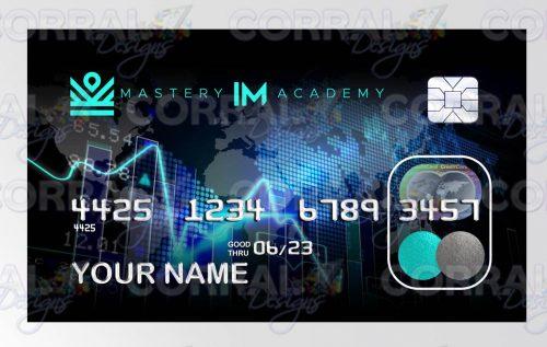 IM.academy Business Cards