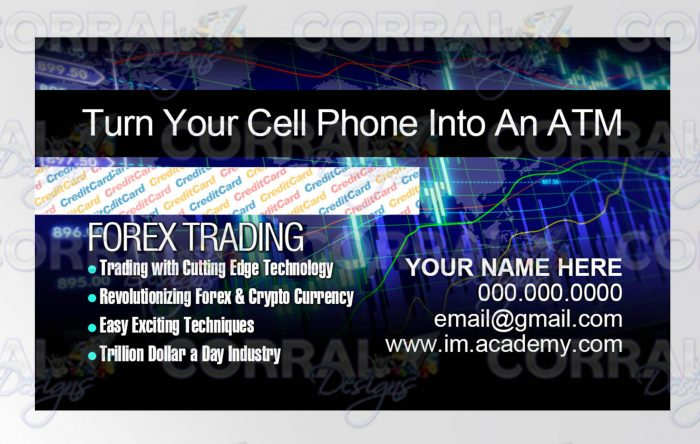 IM.academy Business Cards