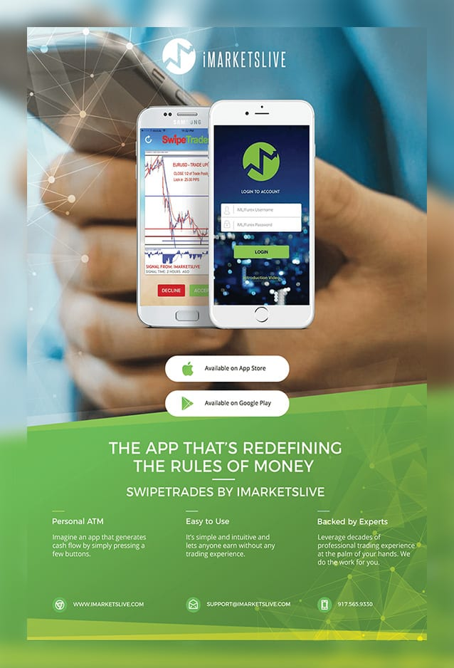 Swipetrades App