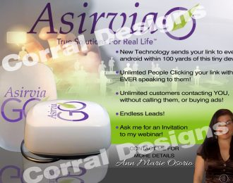 Asirvia Flyers with Picture