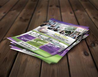 Asirvia Flyer Print