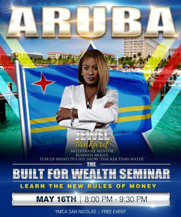 Aruba Jewel Aruba Event