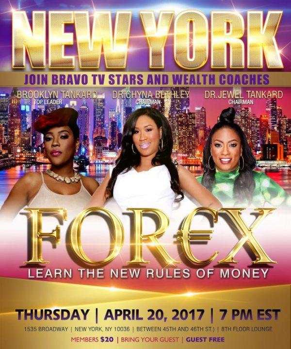 Forex New York Event