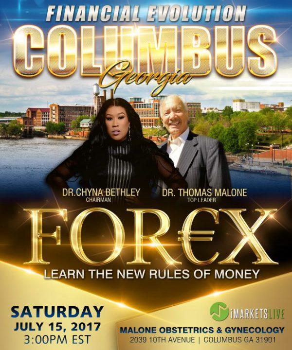 Forex Columbus Georgia Event