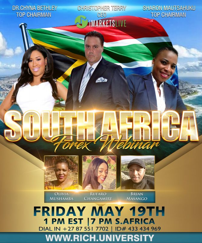 Forex Webinar South Africa Event