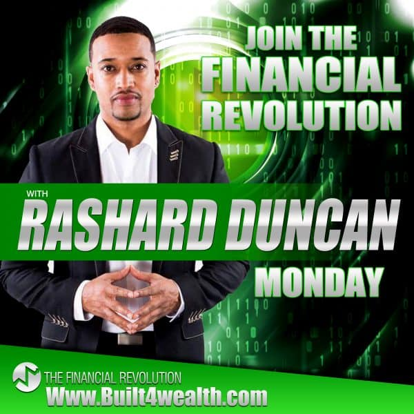Rashard Ducan- Monday Event