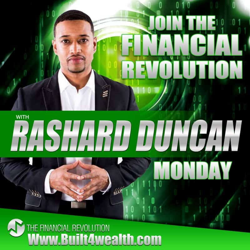 Rashard Ducan- Monday Event