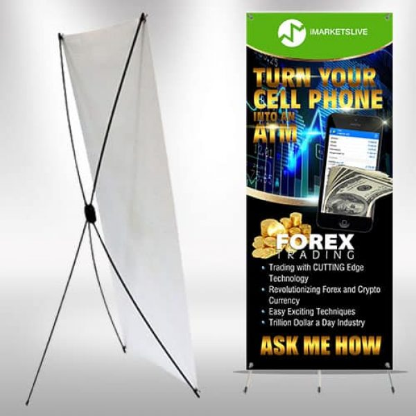 IML Retractable Banner