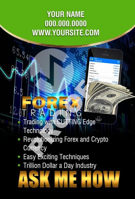 IML – Forex Make Money – Corral Designs – Graphic Design & Printing