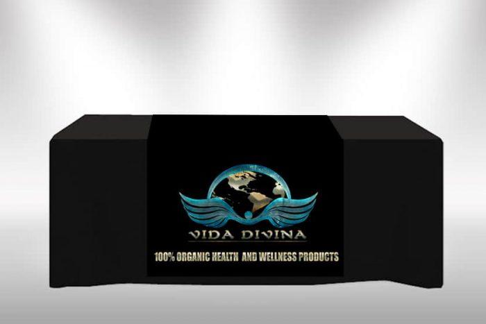Vida Divina Table Banner