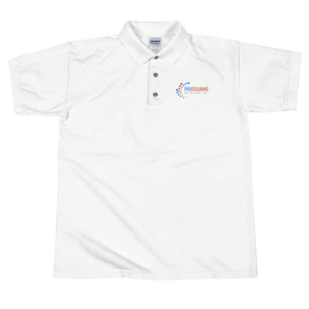 Pro Cleaning Solutions Inc. Polo T-Shirts