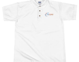 Pro Cleaning Embroidered Polo Shirt