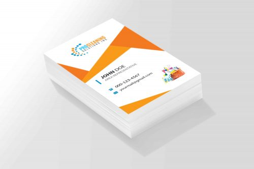 Pro Cleaning Business Cards
