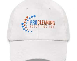 Pro Cleaning Embroidered hat