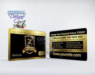 ZBlack Card 101