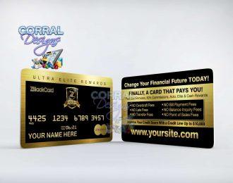 ZBlack Card 102