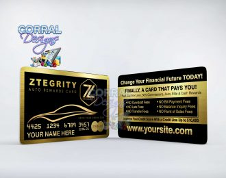ZBlack Card 103