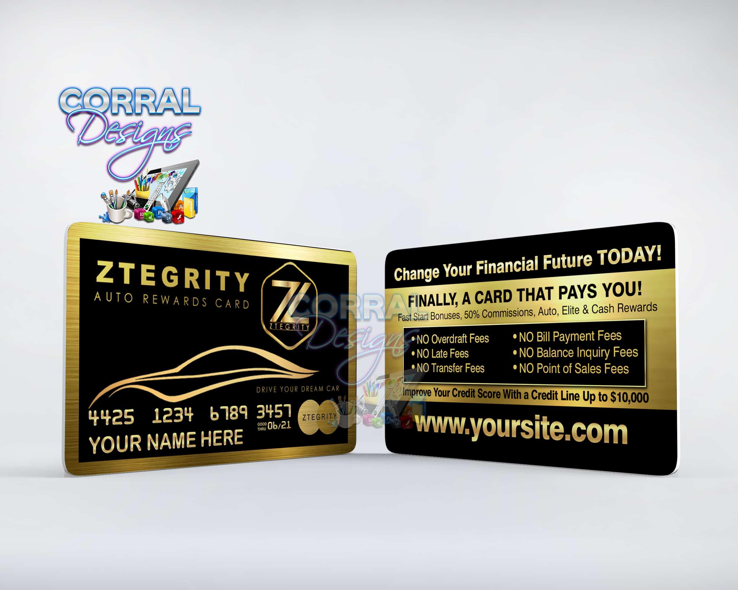 ZTegrity Zblackcard