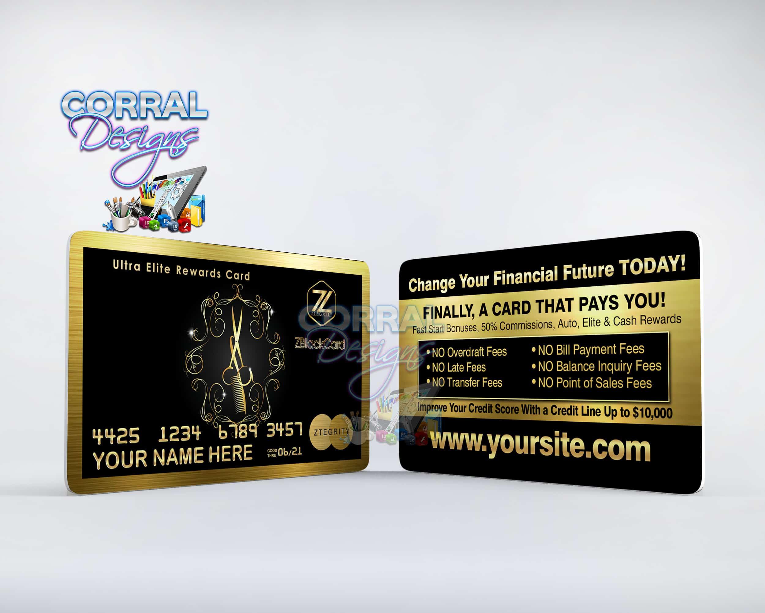 ZBlack'Card