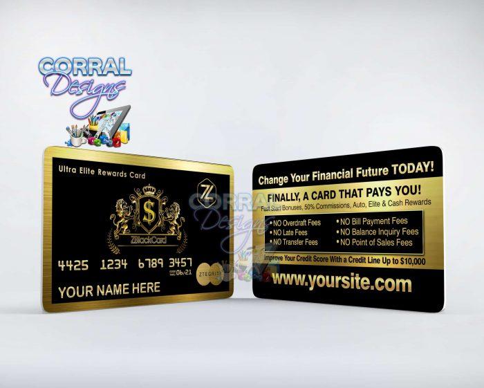 ZTegrity Black Card