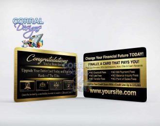 ZBlack Card 108