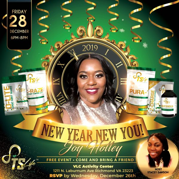 New Year New You! TS Life Event