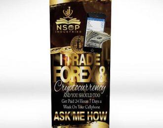 NSOP I Trade Premium Banner