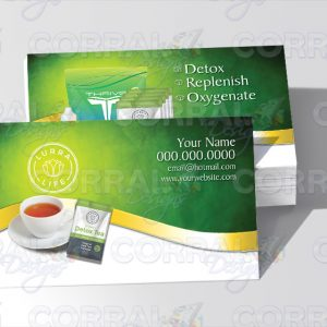 Lurra Life Business Cards