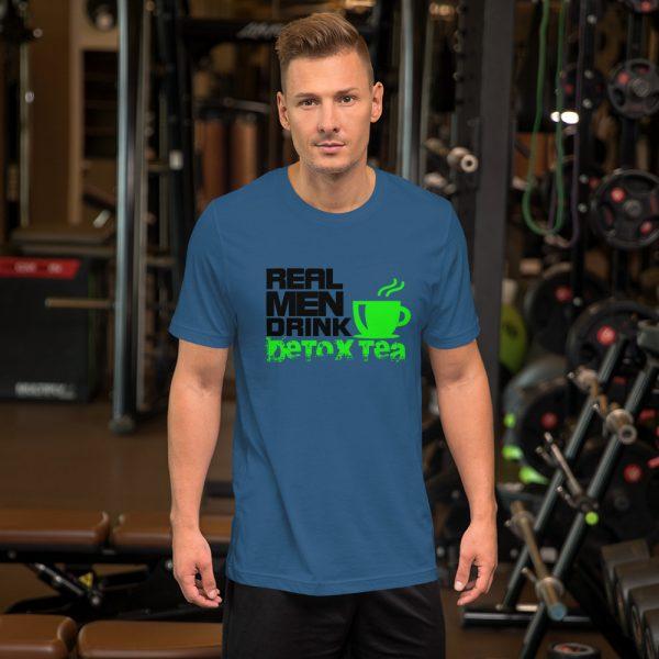 Detox Tea Men T-Shirts