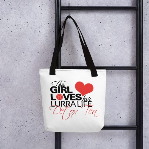 Detox Tea Tote Bag