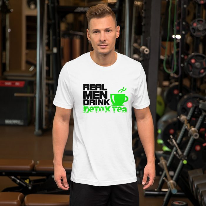 Detox Tea Men T-Shirts