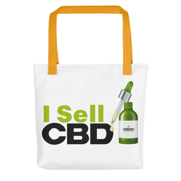 I Sell CBD Tote Bag