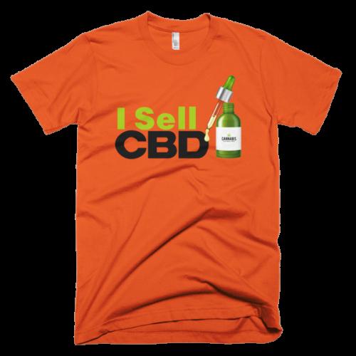 I Sell CBD T-Shirts