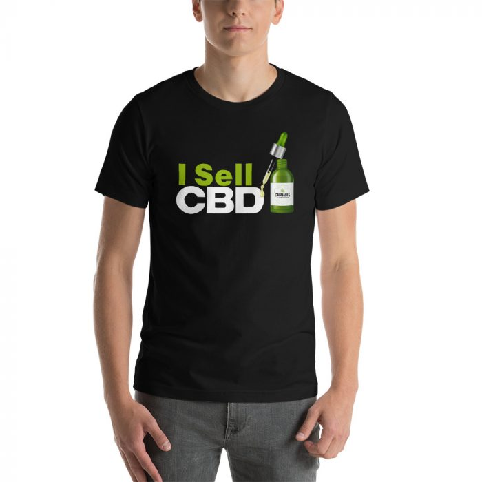 I Sell CBD T-Shirts