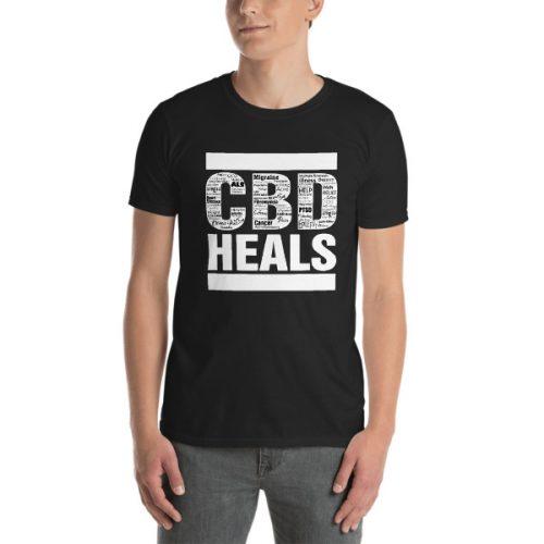 CBD Heals T-Shirts